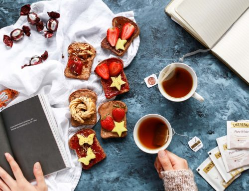 Why These Toasts with Tea are My New Favorite